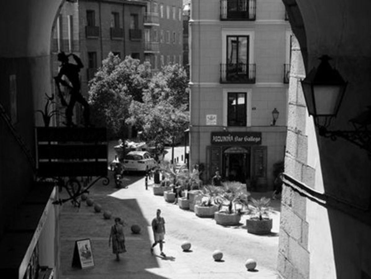 Plaza Real, Madrid