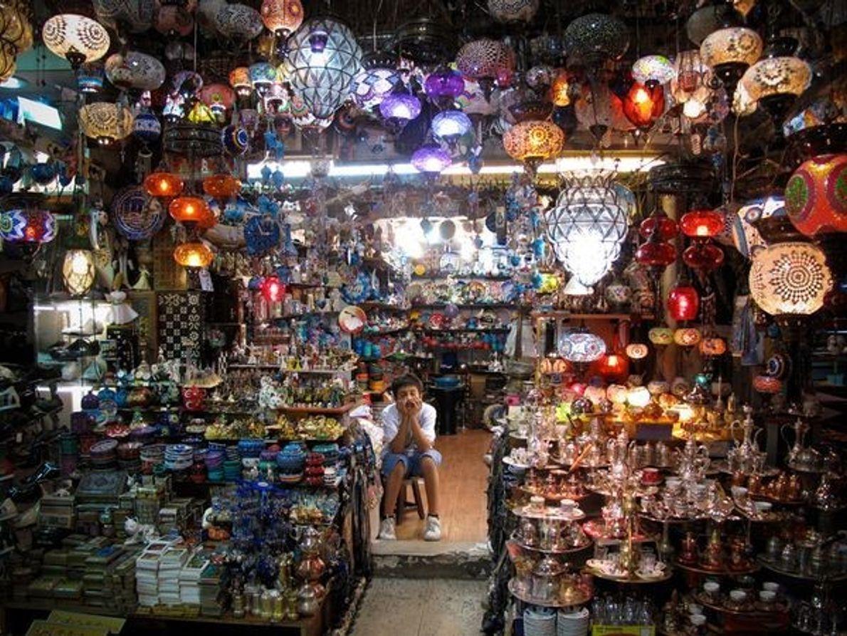 Bazar, Turquía