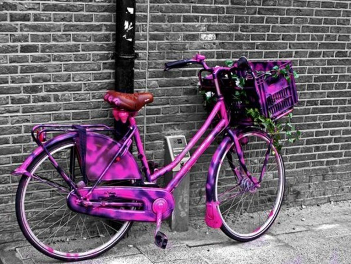 Bicicleta de Ámsterdam