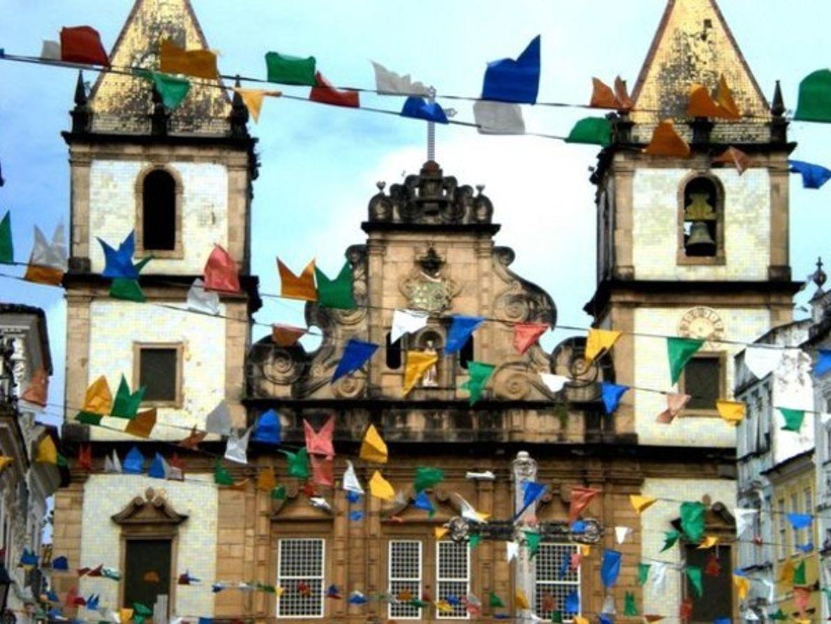 Festa Junina en Salvador, Bahía