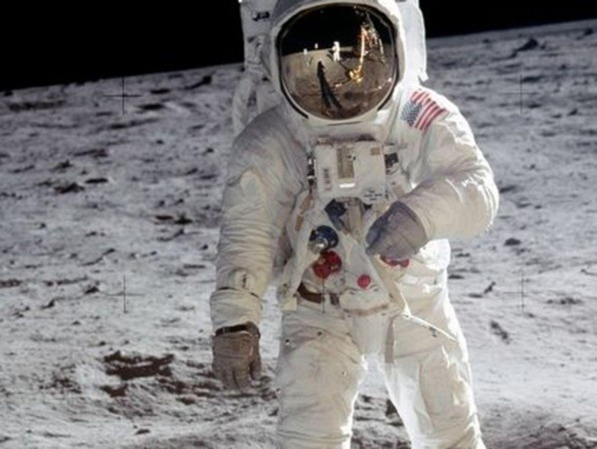 Evolución en el traje espacial