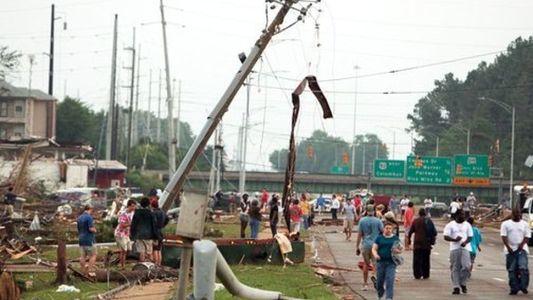 Alabama tras el monstruoso tornado