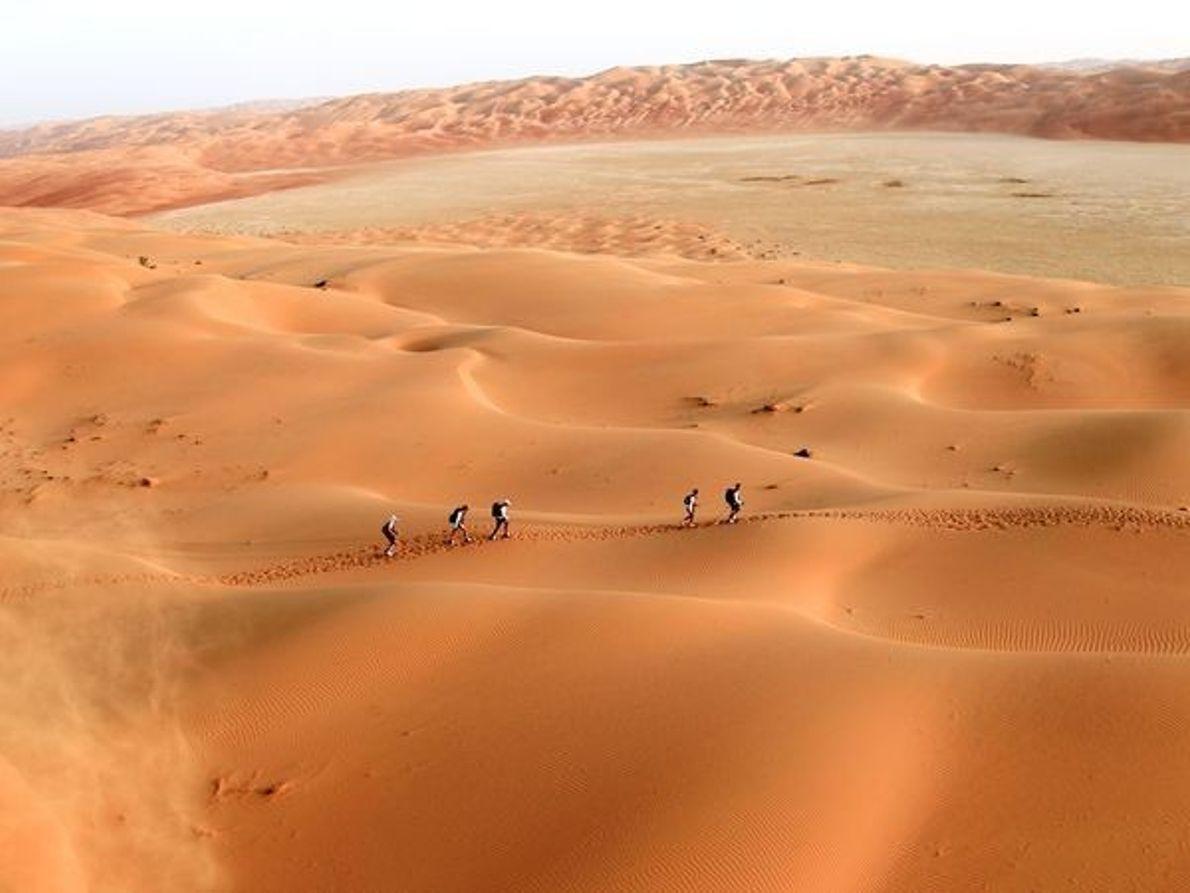 El desafío de Abu Dhabi