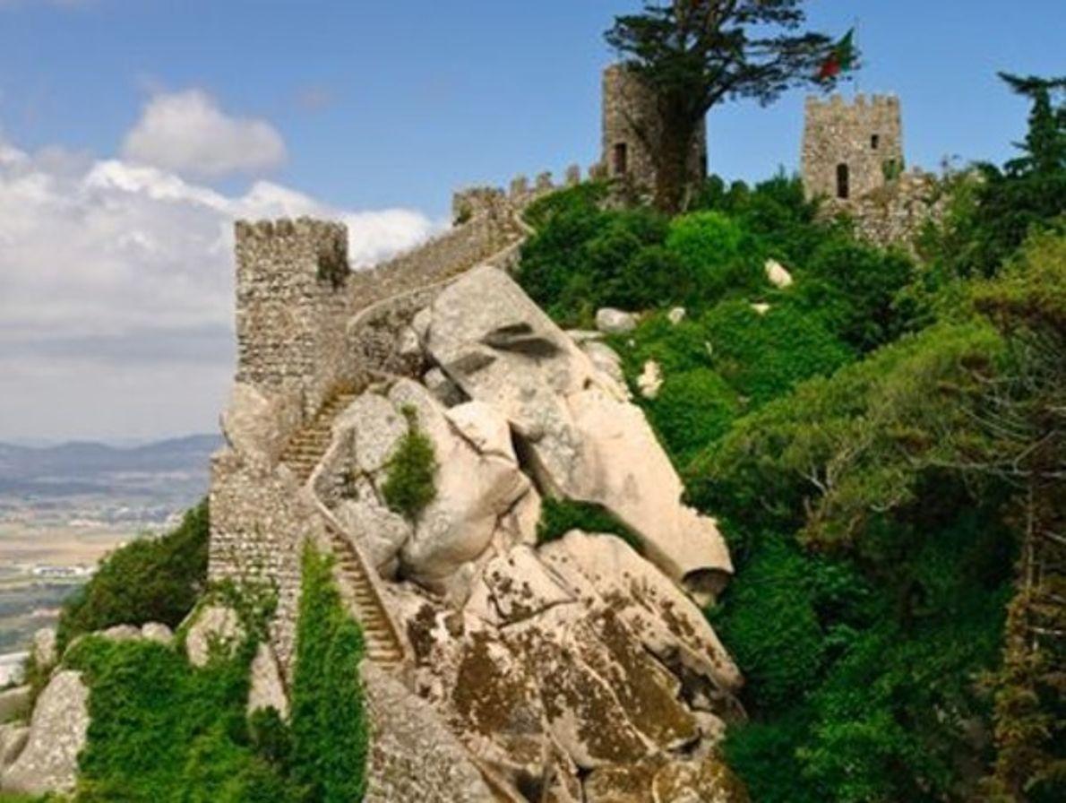 Castillo del Moorish, Sintra