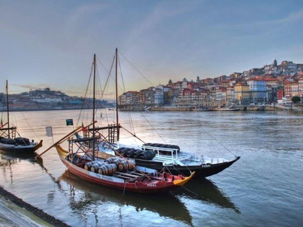 Gaia, Portugal.