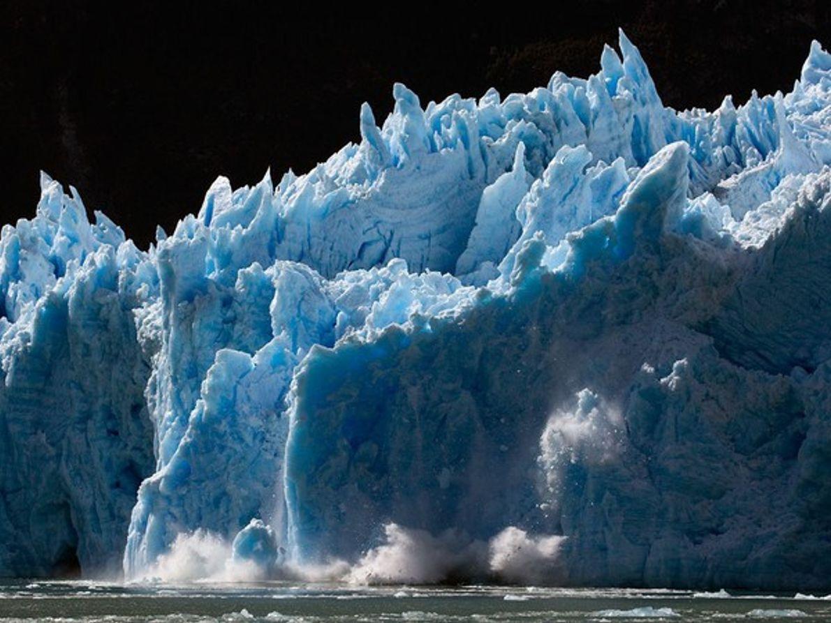 Glaciar de San Rafael (Chile)