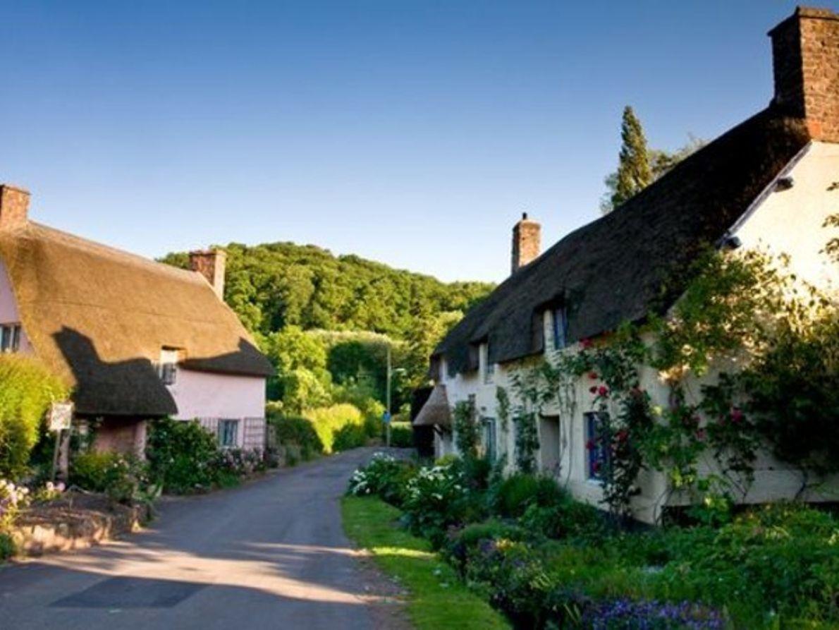 Exmoor, Inglaterra