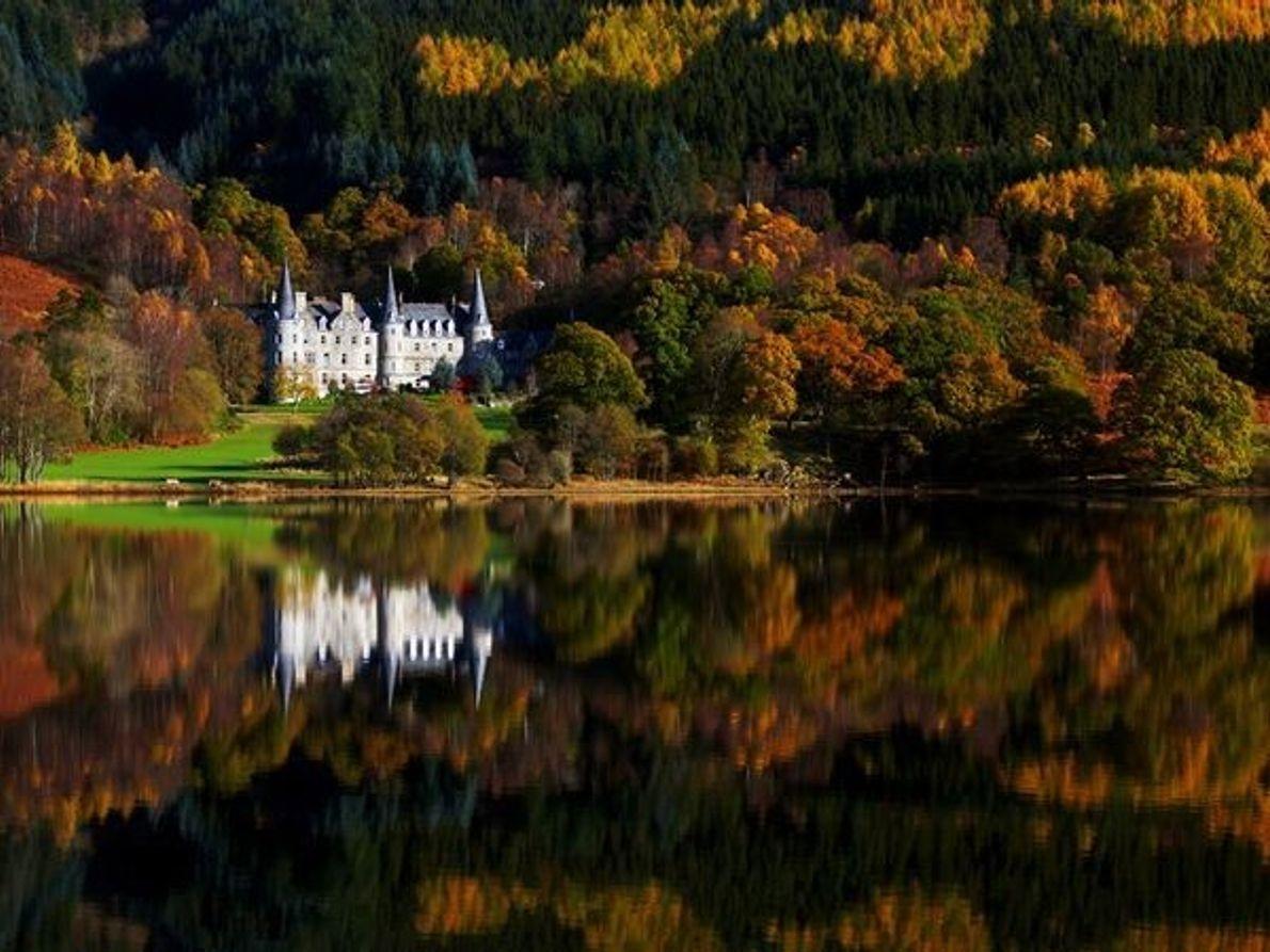 Loch Lomond y el Parque Nacional Trossachs, Escocia