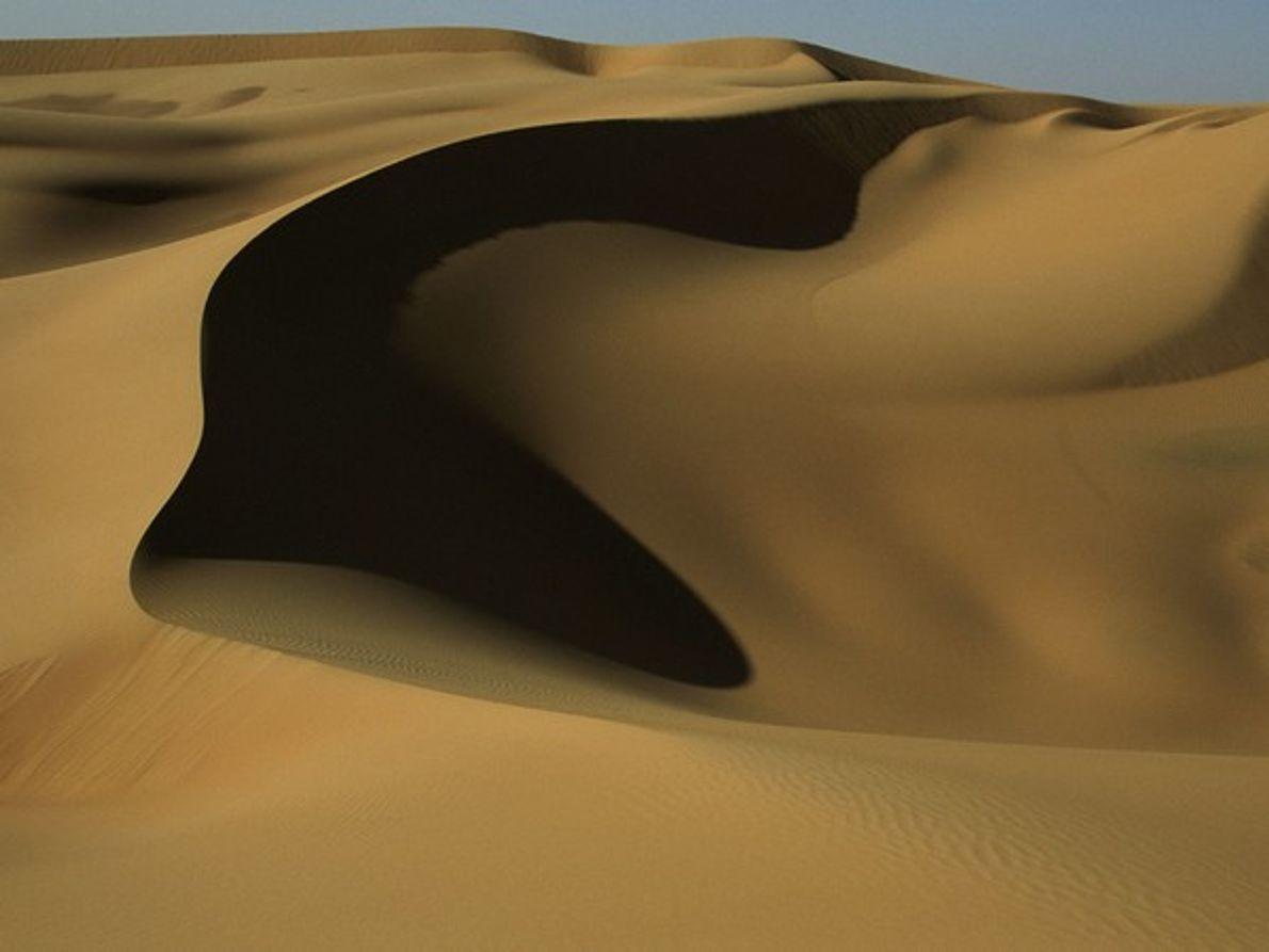 Dunas en el interior de Omán