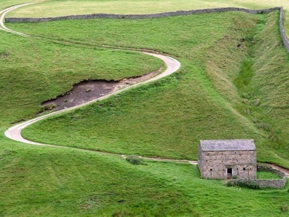 Yorkshire Dales National Park, Inglaterra