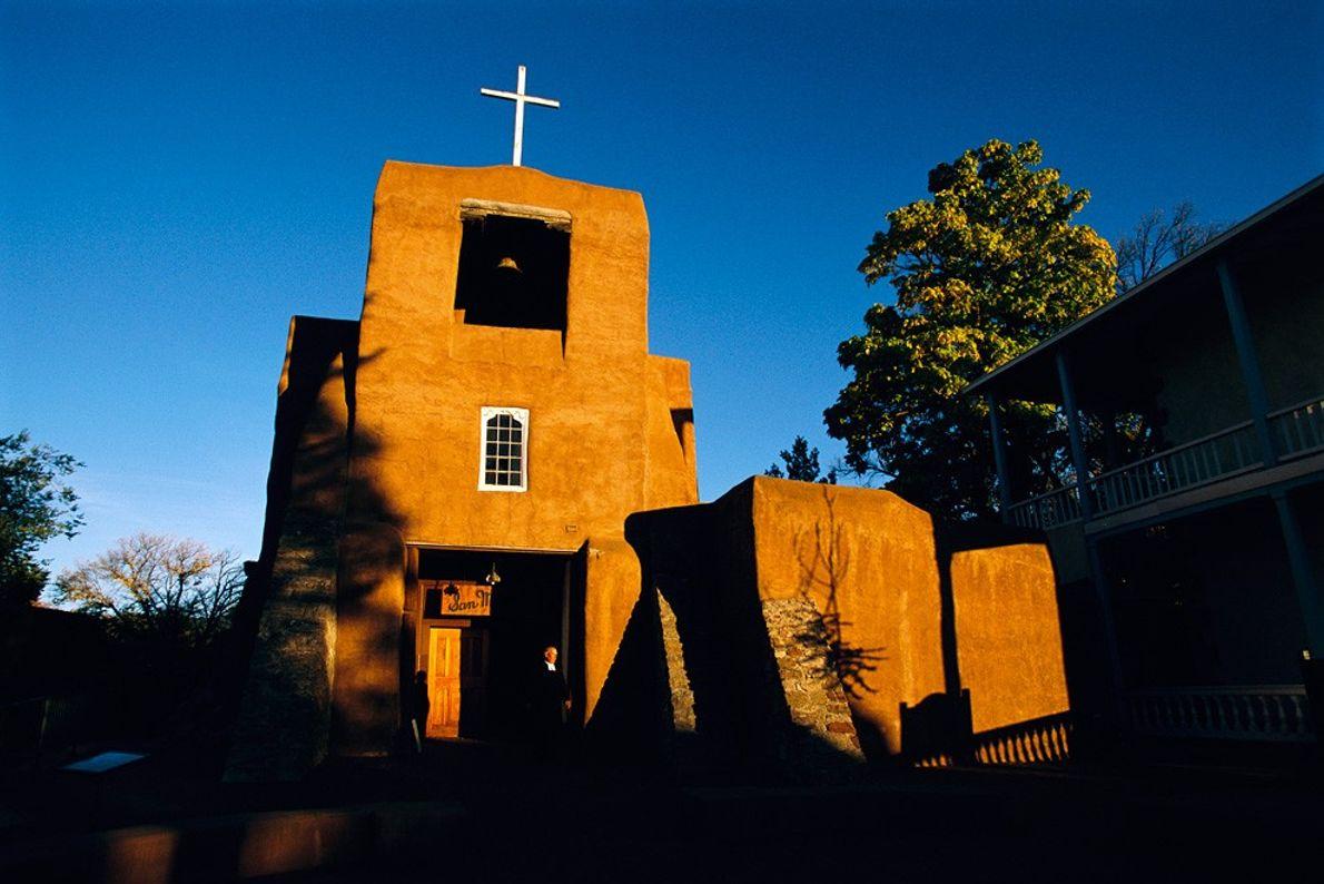 Misión de San Miguel, Santa Fe