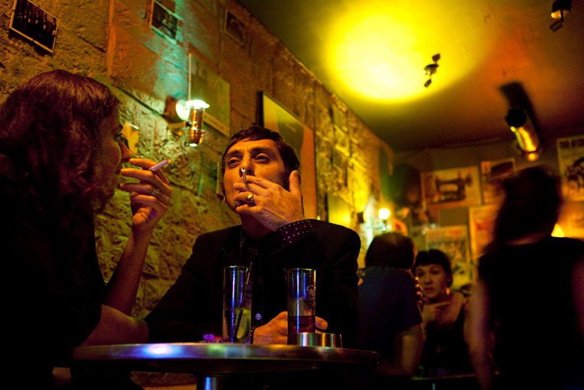 Club nocturno, París