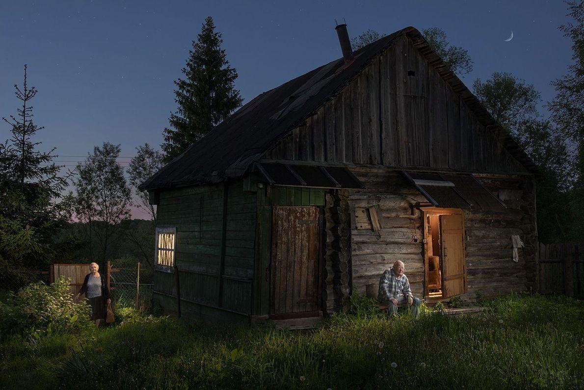 La Rusia rural