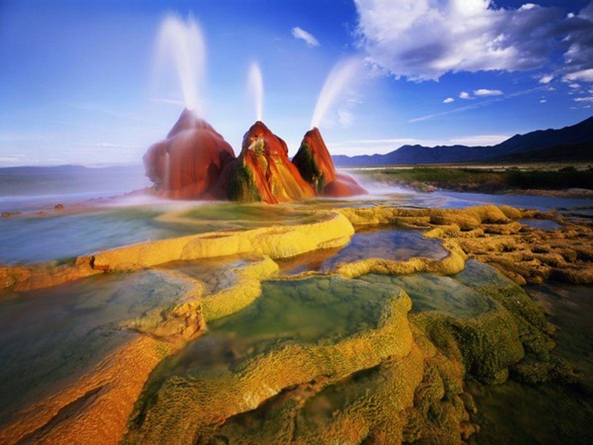 Desierto de la Roca Negra (Nevada)