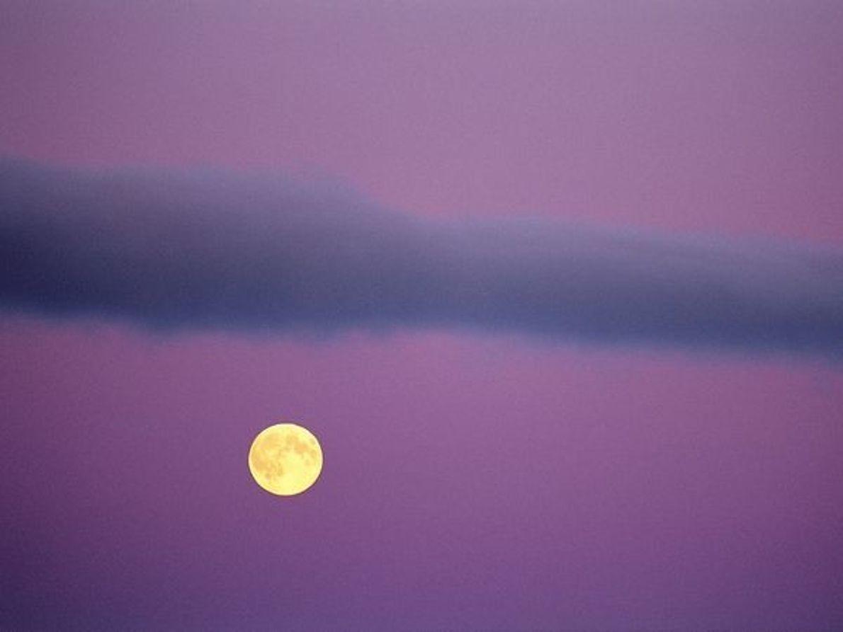 El crepúsculo y la luna, Canadá