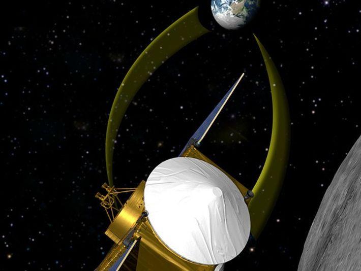 Programada para 2016 una misión de la NASA para tomar muestras de un asteroide