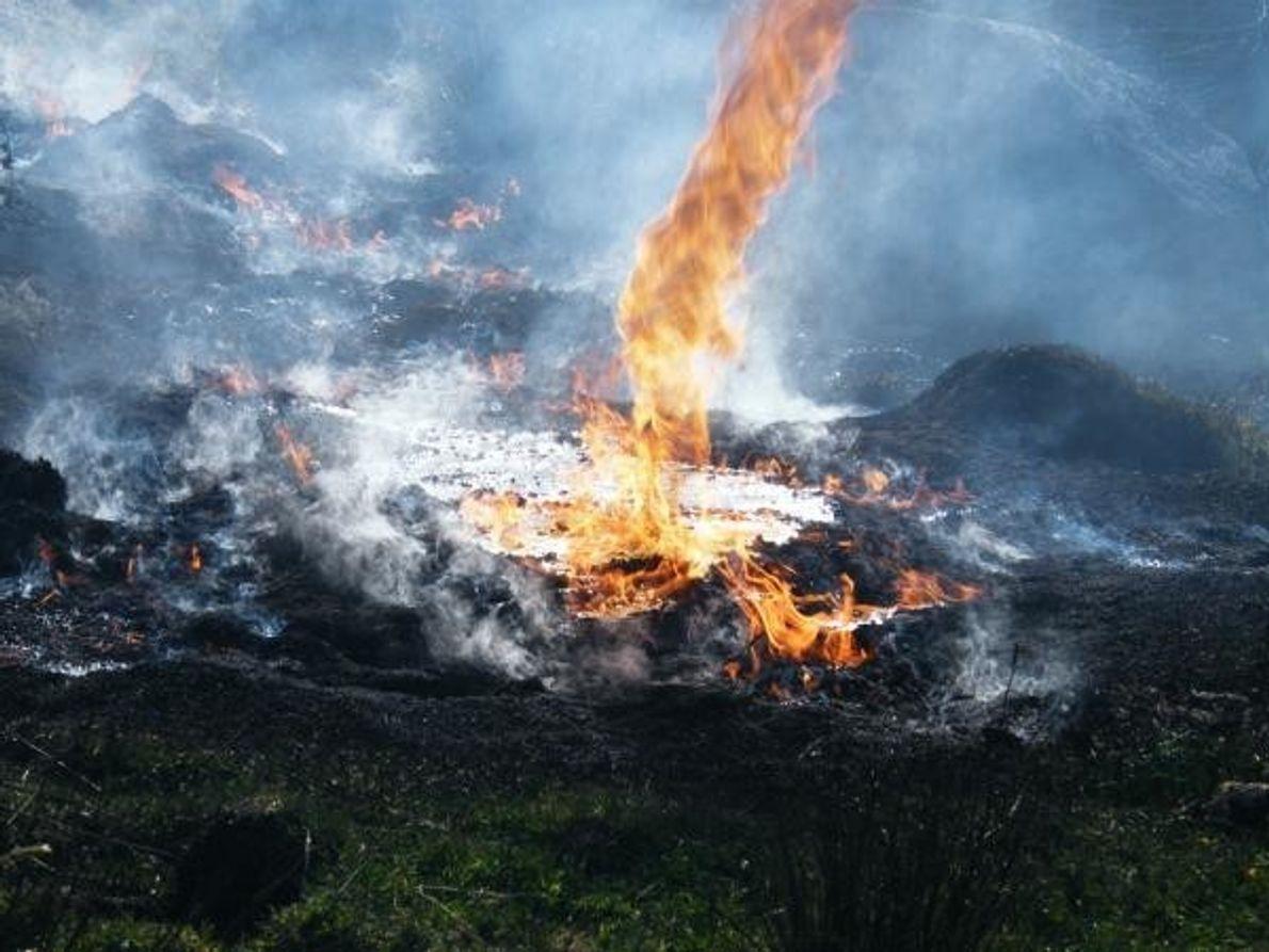 Avivando las llamas