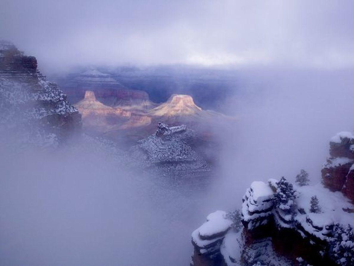 Parque Nacional Gran Cañón, Arizona