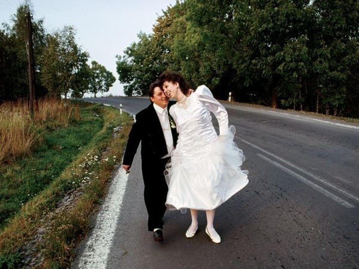 La novia y el novio, la República Checa