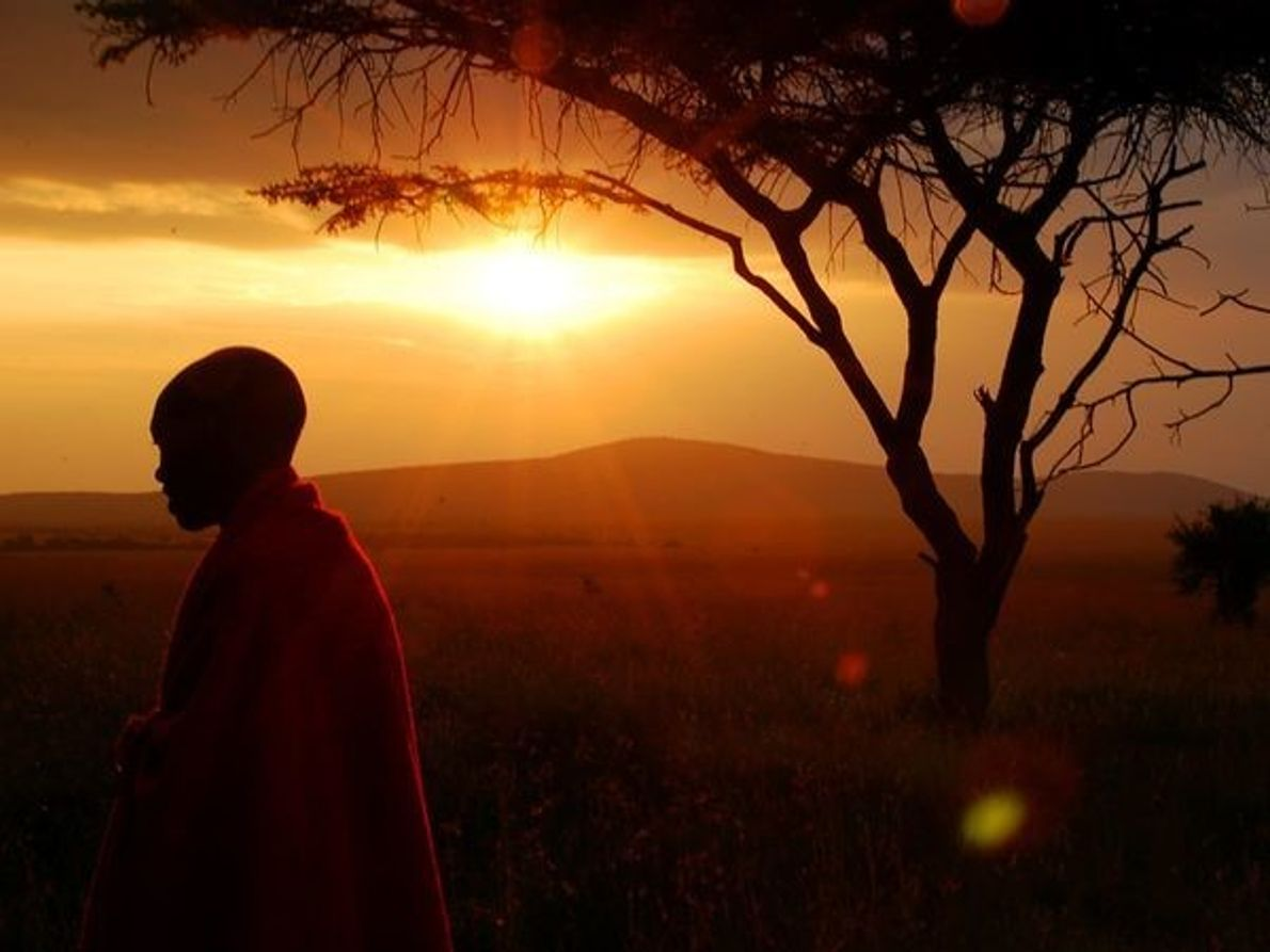 Masai Mara Reserva Nacional, Kenia