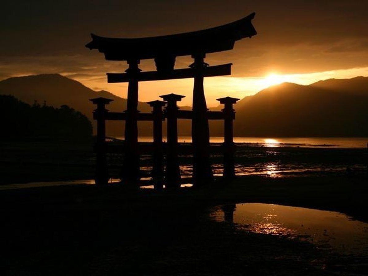 Miyajima Torii, Japón