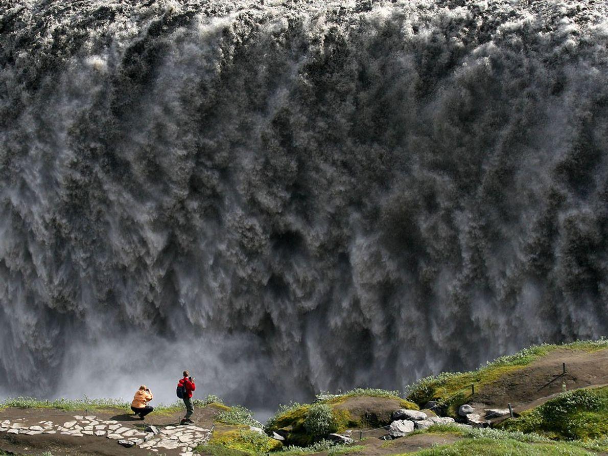 Catarata, Islandia