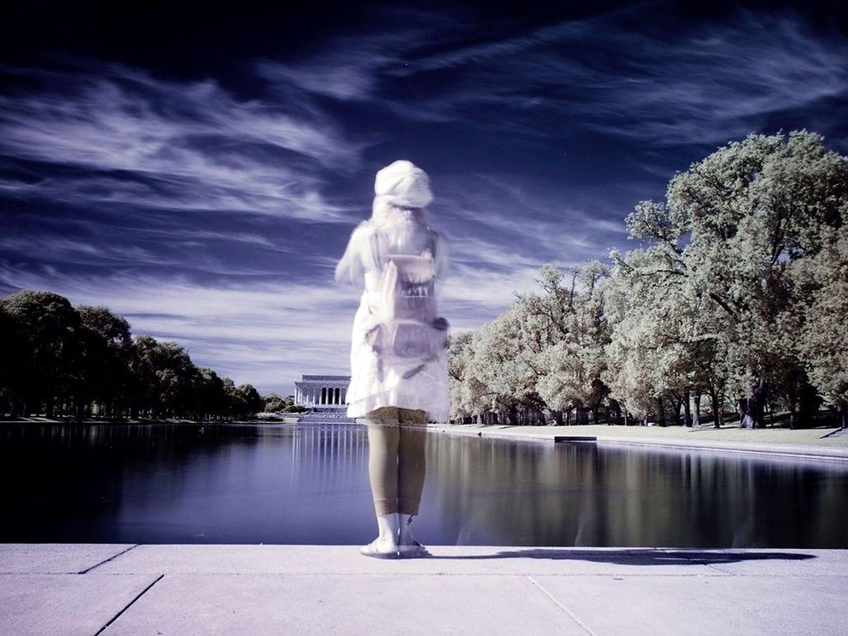 Reflecting Pool, Lincoln Memorial