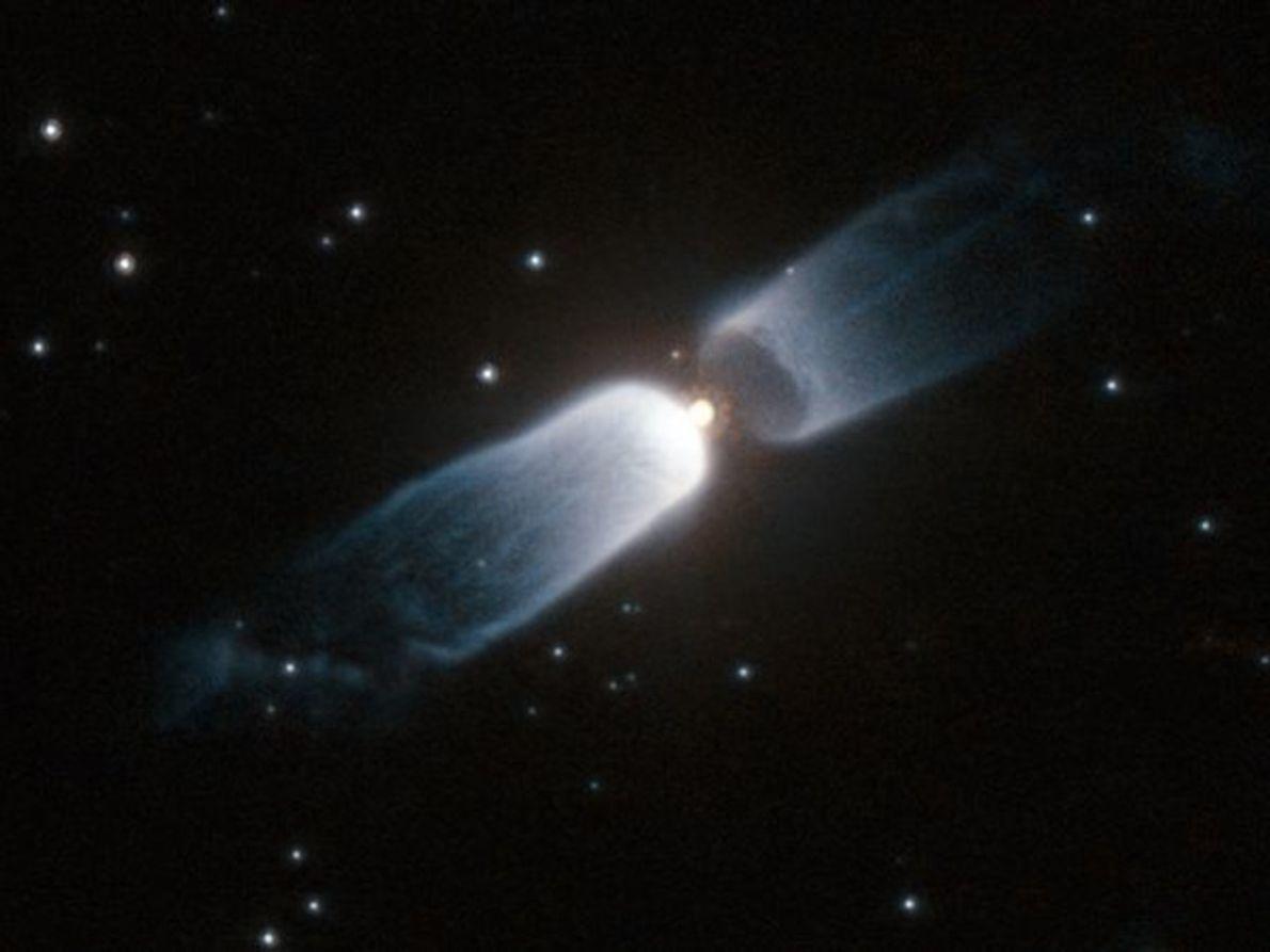Nace una nebulosa