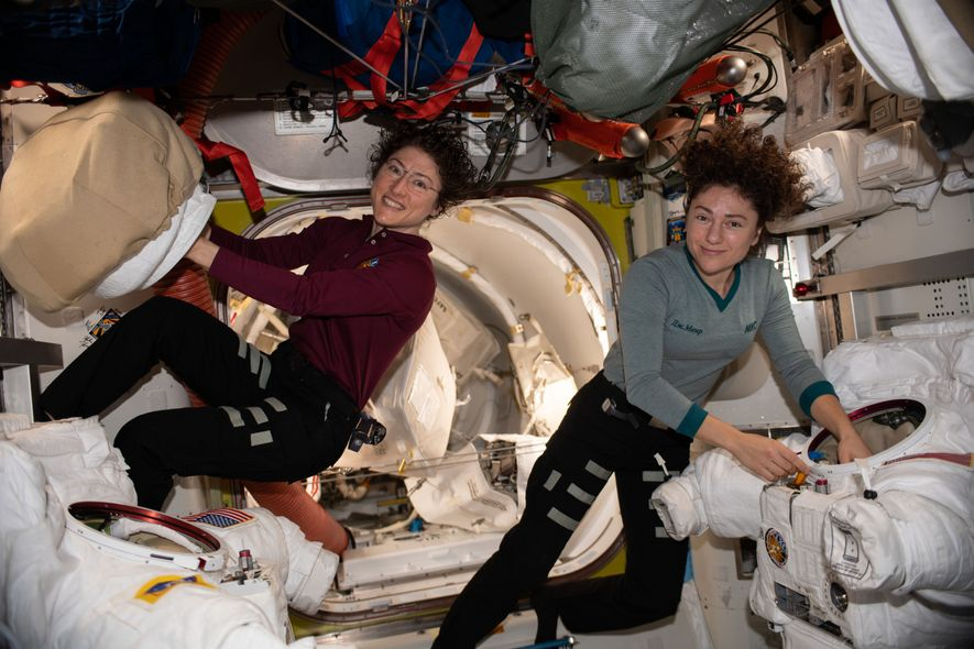 Christina Koch astronauta 04