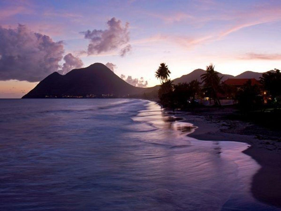 Descenso de barrancos en Martinica