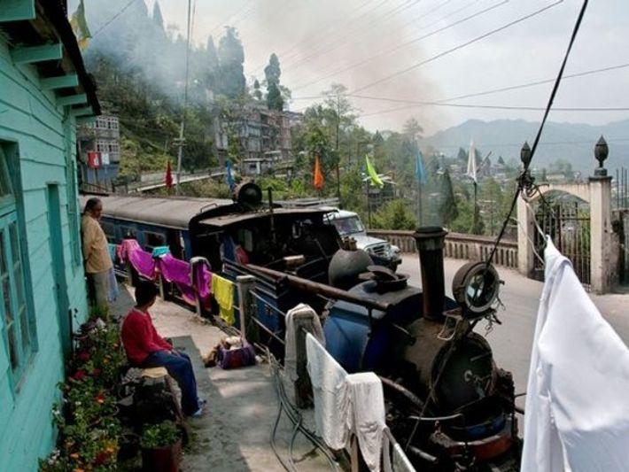 Ferrocarriles de Montaña, la India