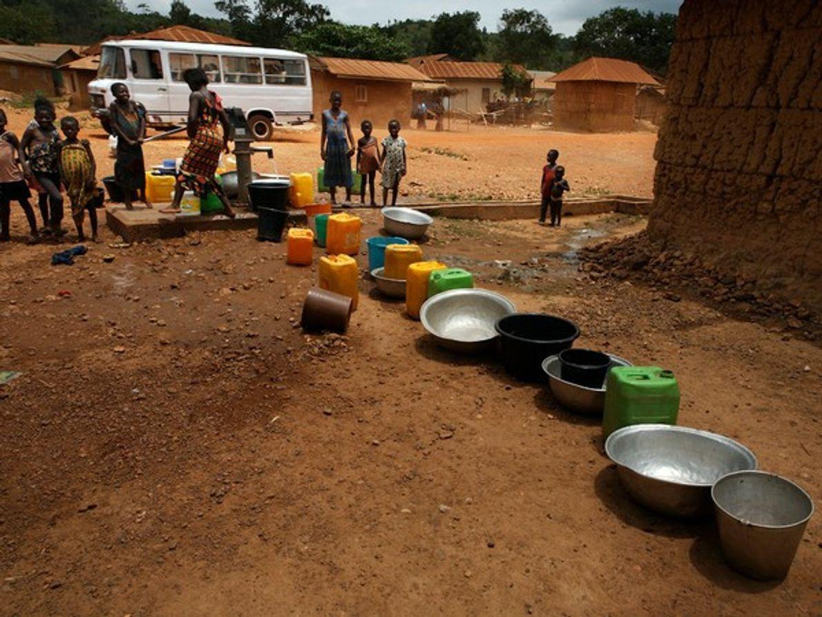 Bomba de agua (Ghana)