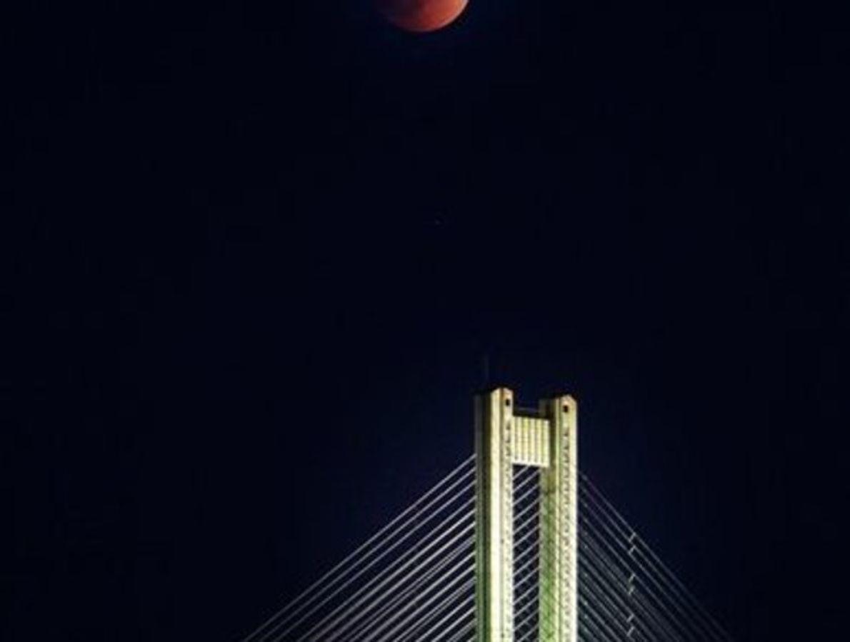 Eclipse en Kiev