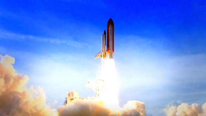 Semana Mundial del Espacio: lanzadera espacial