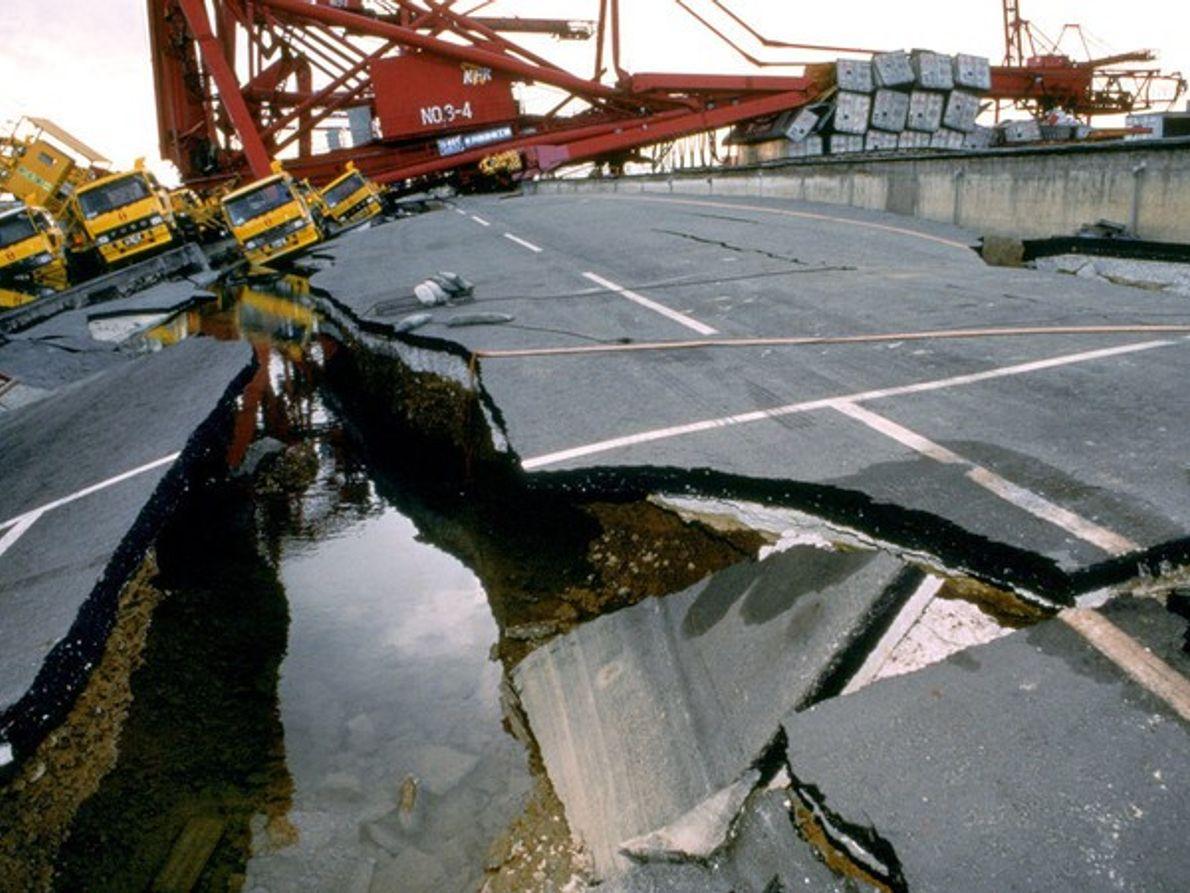 Carretera fracturada (Japón)