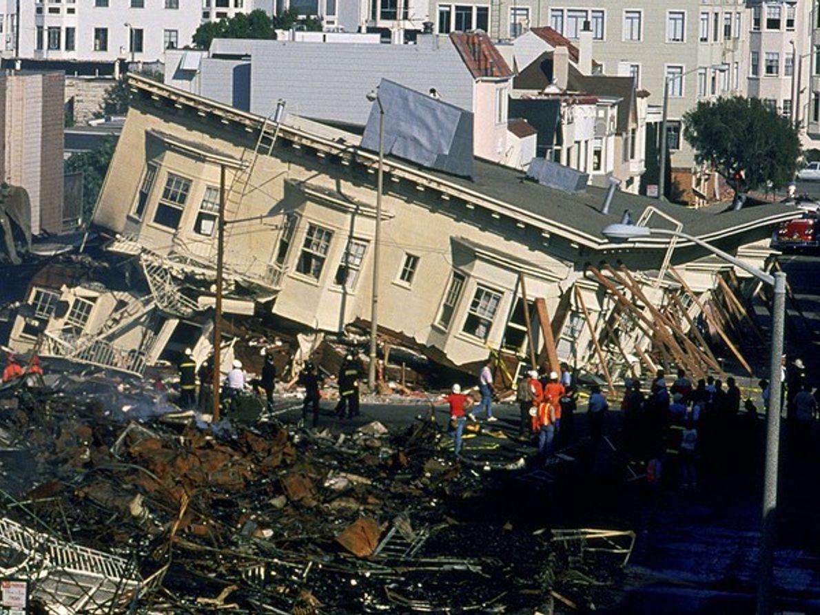 Terremoto en el distrito Marina (San Francisco)