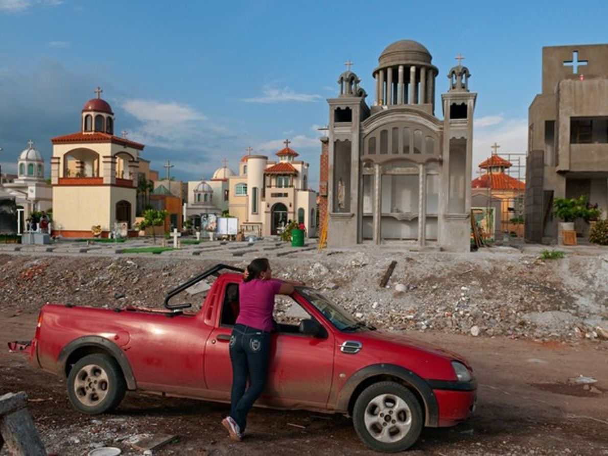 Mausoleos, México