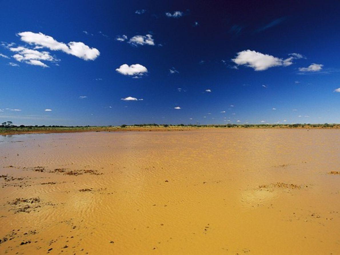 Inundación en Australia