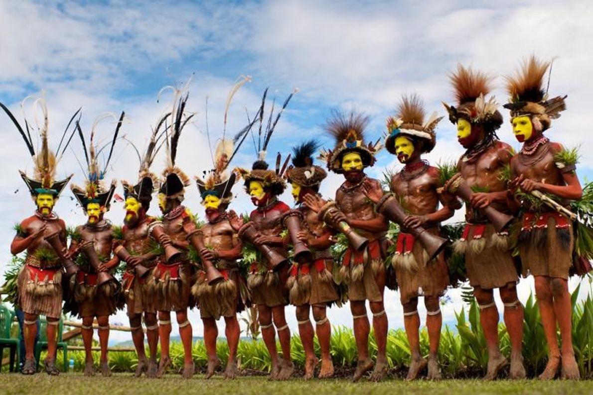 Papúa, Nueva Guinea