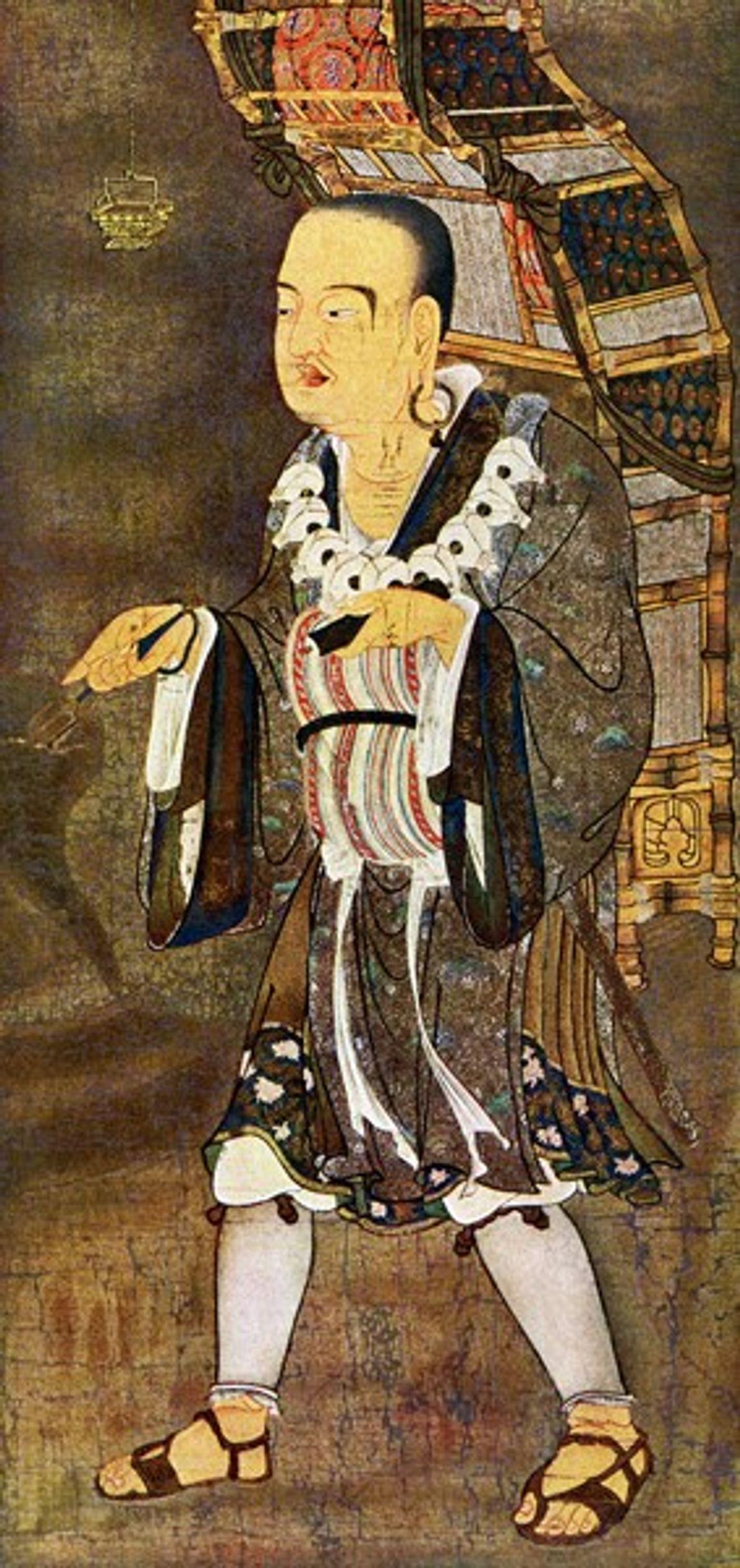 Xuanzang (602-664)