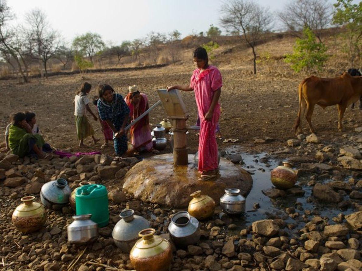 Tanque de filtrado (India)