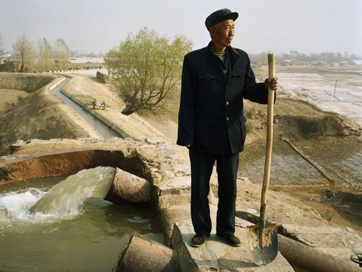Regadíos del río Amarillo (China)
