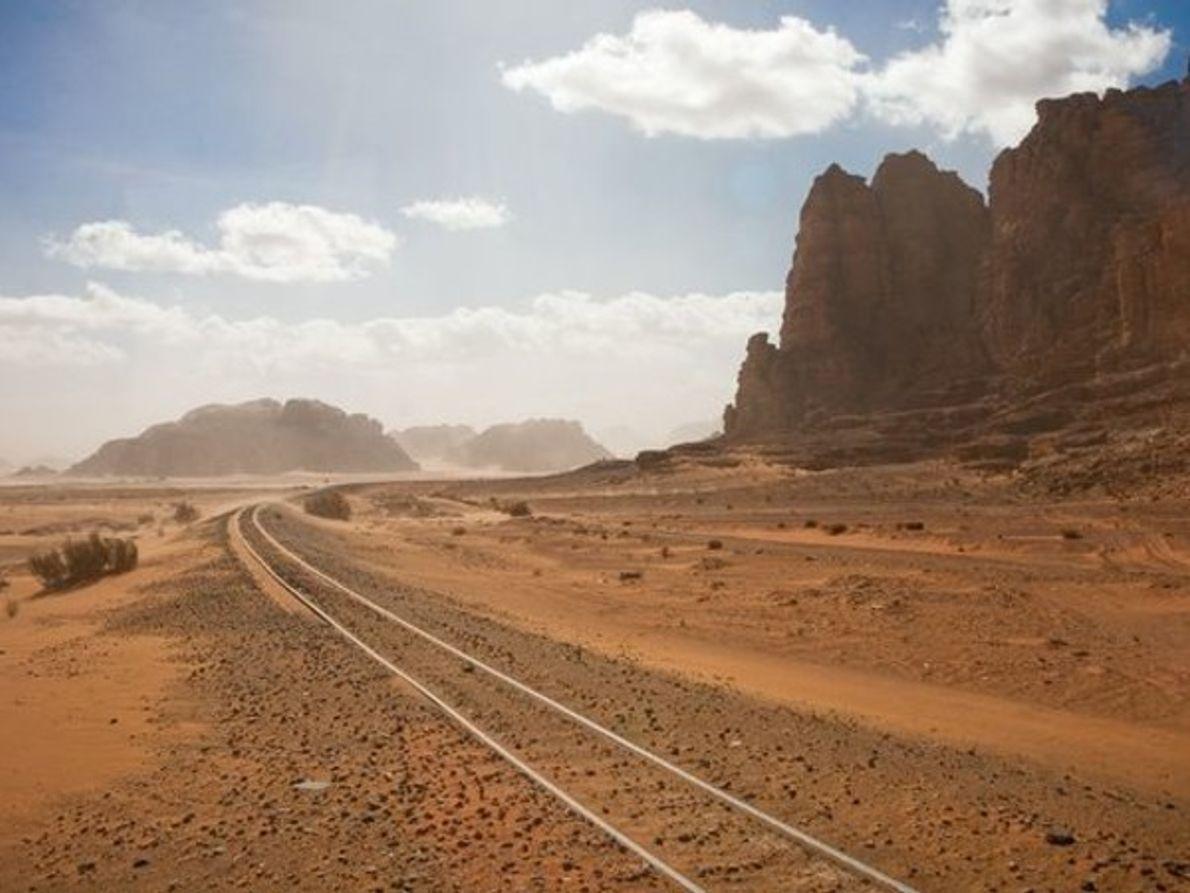 Nuevo enclave: El area protegida de Wadi Rum
