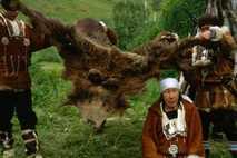 Hombre nómada, Mongolia