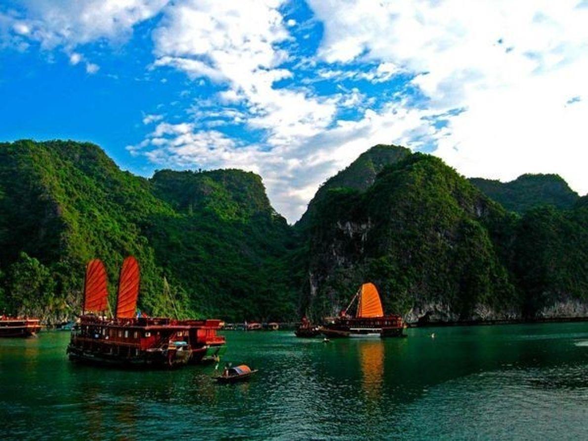 Lugares que visitar en crucero