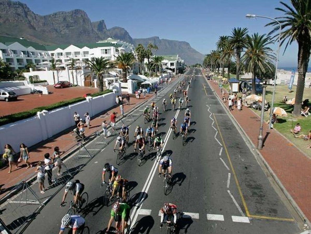 Rutas para ciclistas