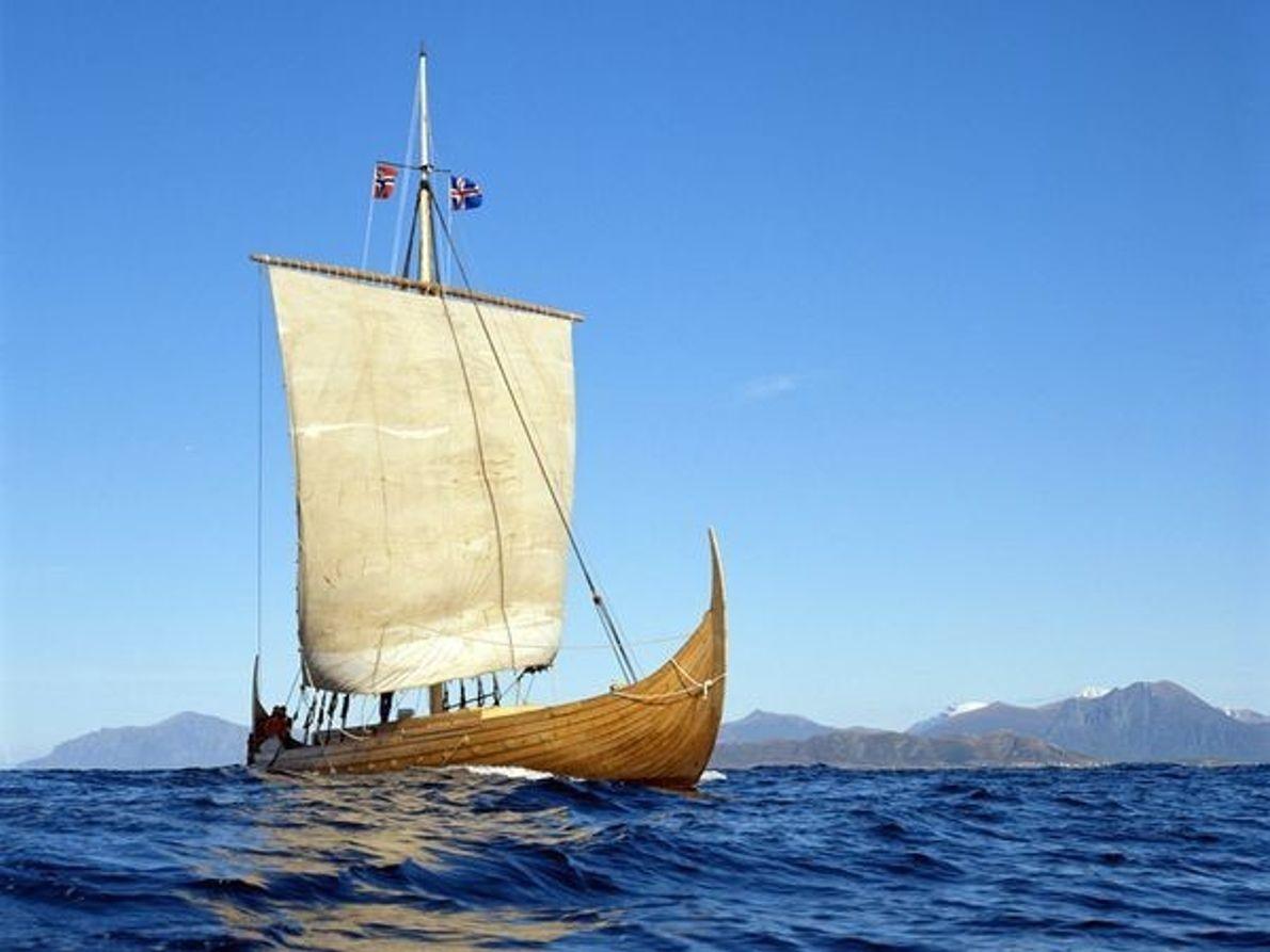 Barco Vikingo