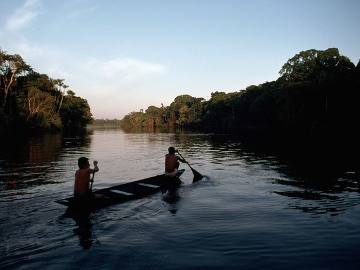 Río Negro, Brasil.