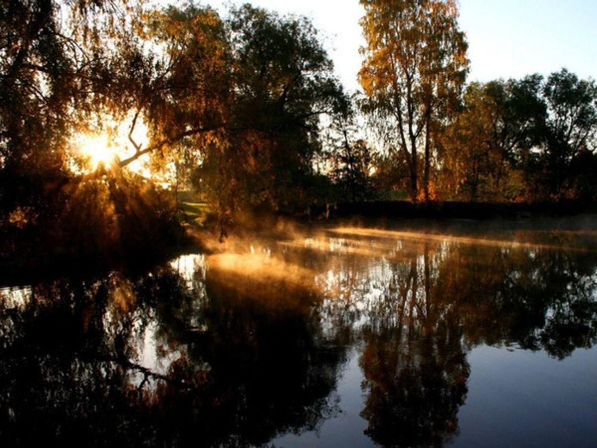 Río Amanecer