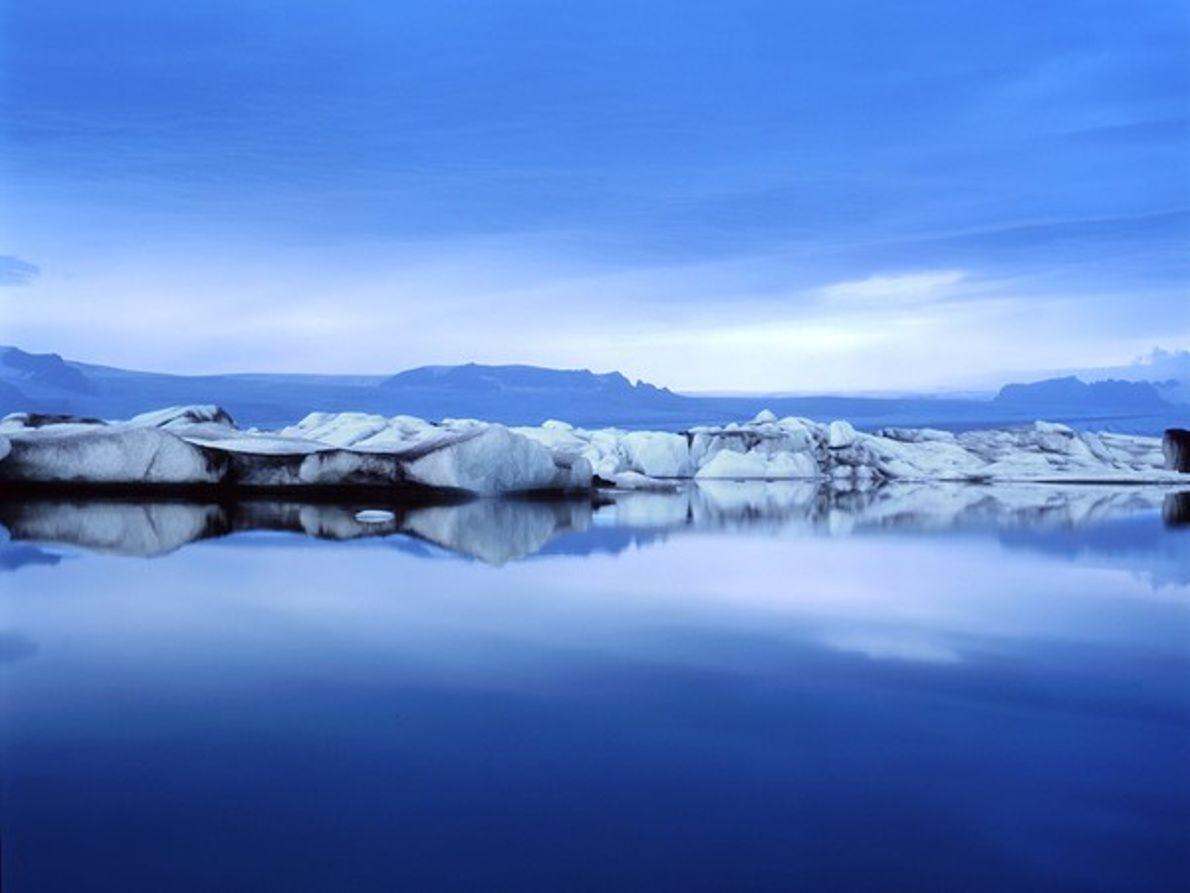Escudo de hielo